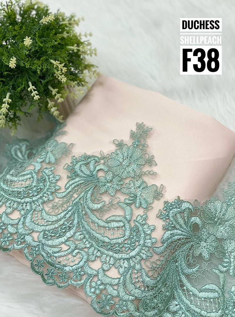 duchess lace [F37, F38, F39 & F40]