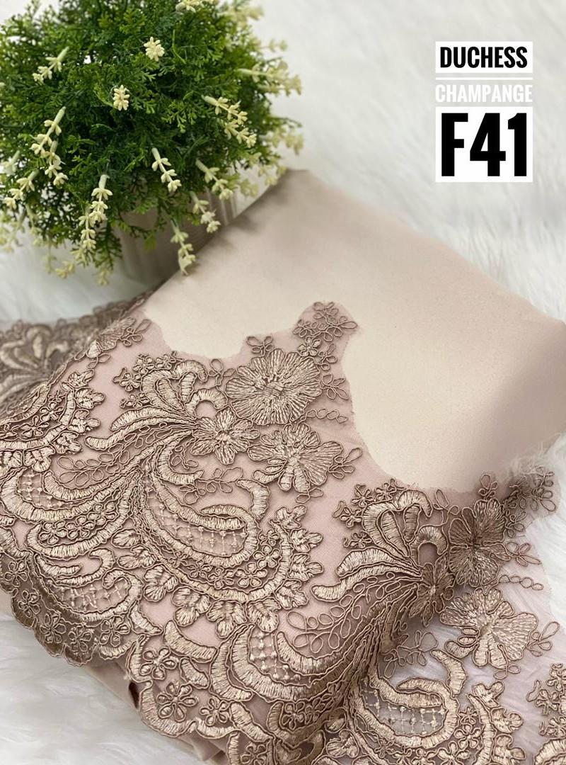 duchess lace [F41, F42 & F43]